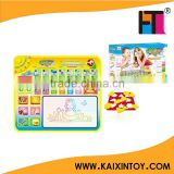 English musical learning carpet water doodle mat baby drawing toy with EN71/EN62115/AZO