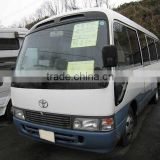 USED BUSES - TOYOTA COASTER BIG VAN DX (RHD 821234 DIESEL)