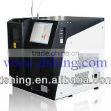 DSHP1022-III Pour, Cloud, Solidification & Cold Filter Plugging Point Tester for oil products