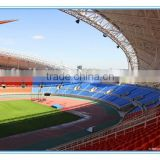 China Steel Structure Construction Projects Design Prefabricated Stadium Construction