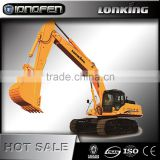 LG6485H Lonking high quality Lonking/sany hydraulic excavator for sale