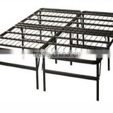 Hotel Bed Specific Use and Queen Size Twin/Full/Queen/king size metal hotel bed base