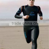 2014 fashion and top design diving and surfing triathlon wetsuit
