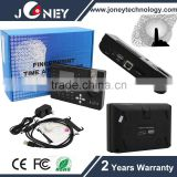 TCP/IP Fingerprint reader access control & time attendance recorder with software
