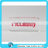 tabletop customized acrylic gift item perspex block crystal like for gift,souvenir or prizes