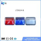 LED Ambulance Strobe Lights/Blue Square Warning Light Rear/side/head Light (LTDG14-B)
