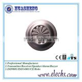 Huasheng 48.2*19.2mm high quality aluminum round used in telephone transmitter microphone