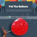 Yiwu Wholesale Festival Party Printing Christmas Decoration Cheapest Latex Ballons