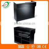 Elegant Cash Wrap Retail Display Service Counters