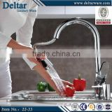 china supplier pull out kitchen sink mixer, flexible kitchen faucet , single lever pull out kitchen faucet