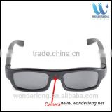 Mini HD 720P Invisible Pinhole Spy Camera Glasses Hidden Eyewear DVR Video Recorder Cam Camcorder