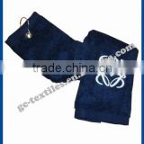 China supplier Cotton Golf Towel