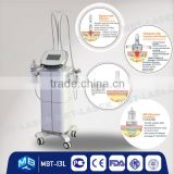 Radio Frequency Machine With Cavitation Vacuum System For Ultrasound Therapy For Weight Loss Slimming And Body Shape Fast Cavitation Slimming System