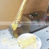 well known potato slicer electric tornado potato cutter