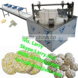 automatic cereal candy bar machine/cereal bar making machine/puffed rice ball making machine
