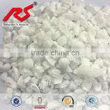 Tabular alumina with purity sintered a-alumina material in steel / foundry / petrochemical / ceramic and incineration industry
