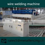 2.5~5mm CNC animal cage mesh welding machine for sale