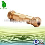 Brass Repair Coupling Compression Fitting