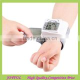 New Arrival Automatic Digital wrist Type Blood Pressure Monitor