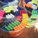 High quality 0.7mm thickness tacky colors pu overgrips, tennis racket grips, beach paddle grips