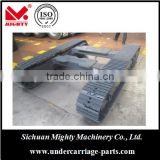 china wholesale spare parts mini excavator track frame