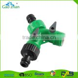 Yuyao garden tool high pressure plastic hose tap connector