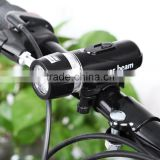Bicycle Lights 5 LED Portable Multifunctional Waterproof Front Safety Torch Light Caution Lamp for MTB Security Bike Accessory