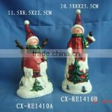 polyresin snowman figurine polyresin angel figurine; resin deer statue; resin elf figurines