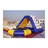 0.6mm PVC Outdoor Inflatable Garden Water Slide For Trampoline Water Park