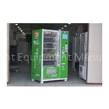 Automated Selling refrigerated fresh Yogurt /  Milk Vending Machine / Machinery