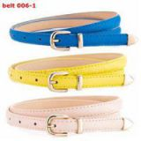 Women Thin And Long Belts
