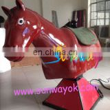 Exciting games inflatable horse riding machine/Inflatable horse Riding Machine/Mechanical Rodeo horse /Inflatable Rodeo horse
