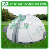 Large 30m Inflatable Dome Tent, Inflatable Event & Exhibition Cube Tent, Tent Inflatable Tent for Sales
