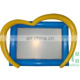 Hot selling top quality inflatable movie screen custom size advertising inflatable screen