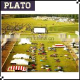 Outdoor movie giant screen open air cinema for outdoor camping