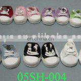 Lovely Mini TENNIS SHOE With WAVE SOLE (7 Colour) Plush Toys and Dolls!