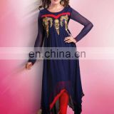 Bollywood Kurtis New Designer Kurtis New Designer Tunic latest Stylish Tunic latest Stylish Designer kurti R2135
