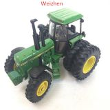 Zinc alloy tractor model manufacturing