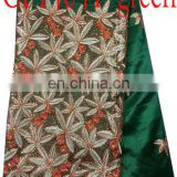 african george lace fabric (CF14041 )
