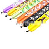 2 in 1 slap bracelet touch pen promotion cute stylus touch pen nice screen touch pen