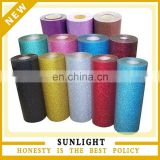 Wholesale Low Price Glitter Flex Heat Transfer Vinyl