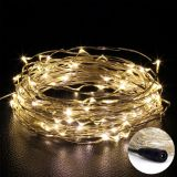 DC12V LED Fairy String Light Copper wire 10M 33ft 100leds Christmas Light Holiday Wedding Party decoration String Light
