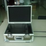 Fireproof Laminated Plywood Server Flight Case Professional