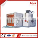 Durable in Use Equipped with Intake and Exhaust Fan Car Spray Booth Paint Booth Baking Booth(GL4000-A1)