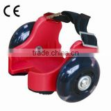 professional flashing quad roller skate with lights