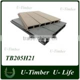 wpc wall decking board wpc wall cladding