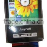 Samsung Anycall Standee Display mobile phone display stand for advertising