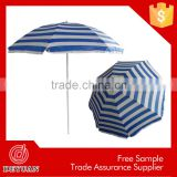 china supplier cheap parasol beach umbrella with stand