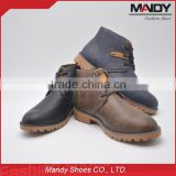 PU magnum men leather boots made in china manufacturer ODM                                                                                                         Supplier's Choice