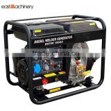 Good quality Portable Diesel DC Arc /Aragon Welding Generator Welder 2kw in Egypt